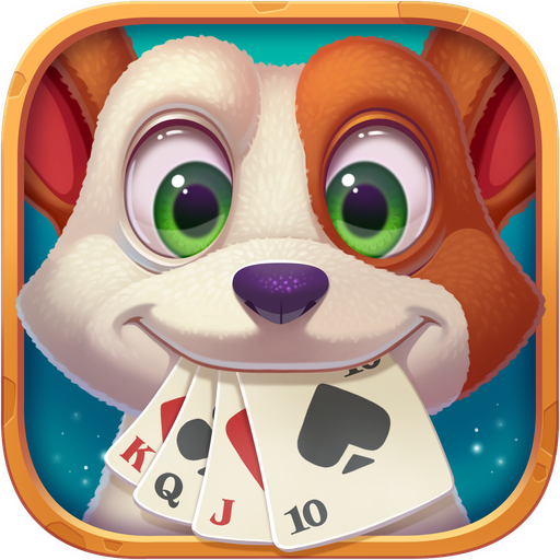 Solitaire Pets Adventure -  Classic Card Game