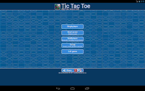 TicTacToe- screenshot thumbnail