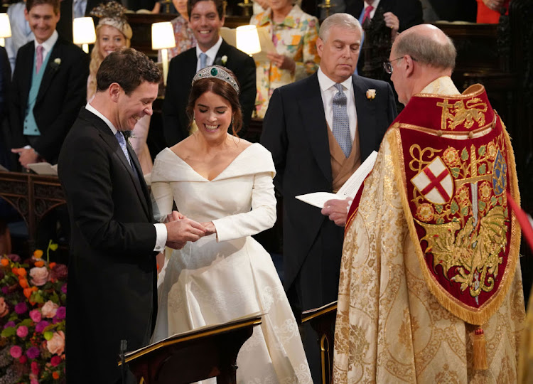 Pictures Of The Royal Wedding.In Pictures The Famous Faces At Princess Eugenie S Royal Wedding