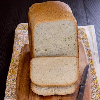 Italian Parmesan Bread for 1.5-lb. Loaf Breadmaker.