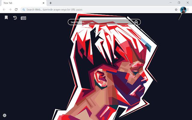 Xxxtentacion Hd Wallpapers New Tab