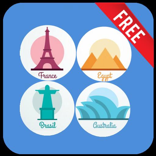 地理挑战 益智 App LOGO-硬是要APP