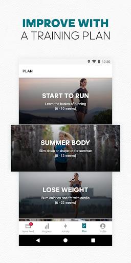 adidas Running app by Runtastic - Fitness Tracker screenshot 8