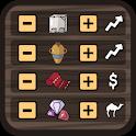 Trading Caravan - Merchant Game, Trader Business icon