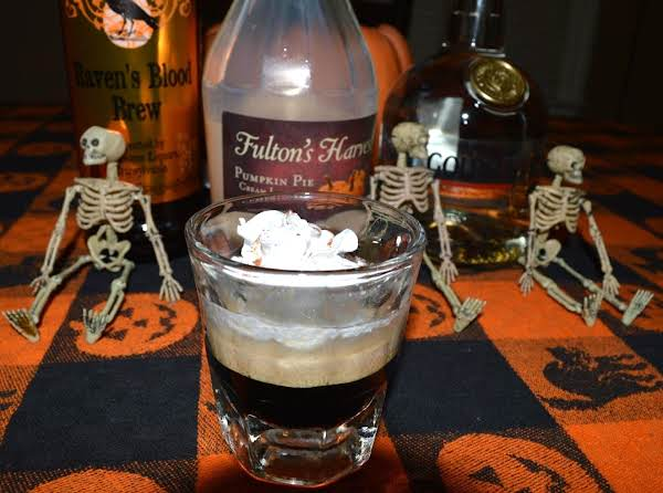 Pumpkin Pie Shot Recipe