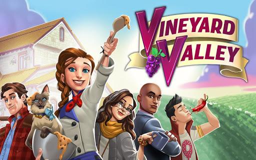 Vineyard Valley: Match & Blast Puzzle Design Game screenshots 14
