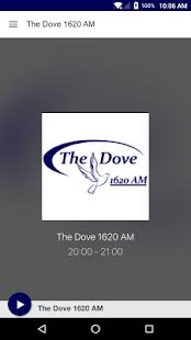 The Dove 1620 AM- screenshot thumbnail