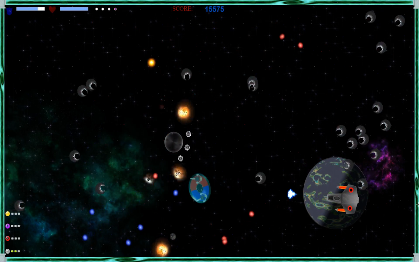 SpaceTrap- screenshot