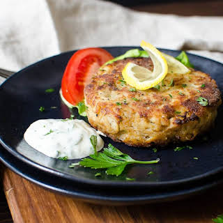Northern Neck Crab Cakes.