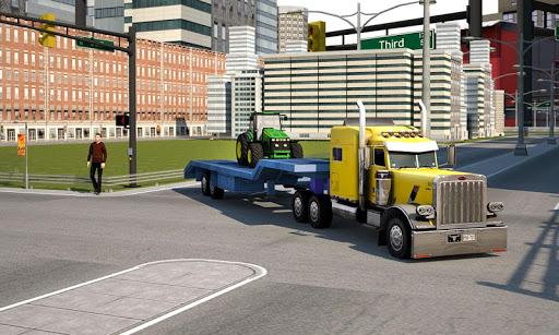 拖拉機農民運輸車|玩模擬App免費|玩APPs