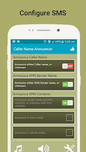 Caller Name Announcer - Free screenshot 2