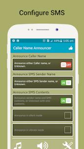 Caller Name Announcer 3.3.6 [Mod + APK] Android 3