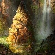 fantasy worlds live wallpaper