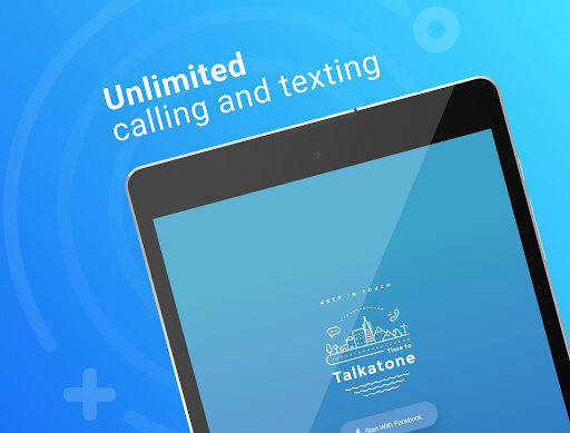 Talkatone: Free Texts, Calls & Phone Number 6.4.12 Screenshots 8