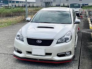 レガシィツーリングワゴン BRG GT DIT EyeSight 2013年式のカスタム事例画像 たかぽんさんの2021年09月05日10:10の投稿