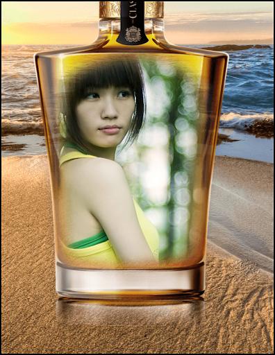 Bottle Frames