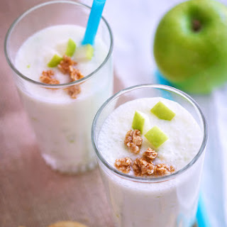 Apple Smoothie Yogurt Recipes.