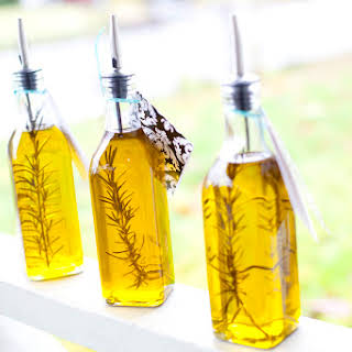 Rosemary Infused Olive Oil.