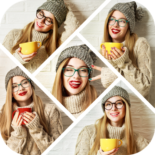 Auto Collage Photo Grid Maker , Pics Frame Editor APK Cracked Download