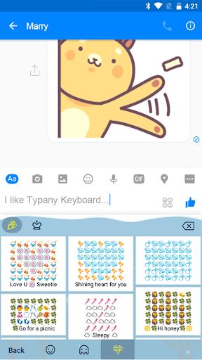 mod Cute Seal Typany Theme 4.5 screenshots 4