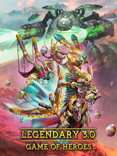 Legendary: Game of Heroes  code Triche 1