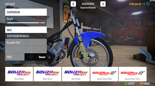 SouzaSim Project 6.3 screenshots 2