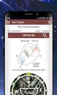 App Geo Satfinder (Quick Dish Align) Sat Director APK for Windows Phone