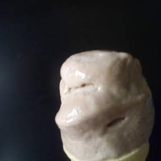 Banana Surprise Ice-cream.