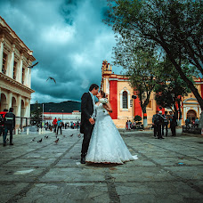 Wedding photographer Ivan Cozatl (ivancozatl). Photo of 08.11.2016