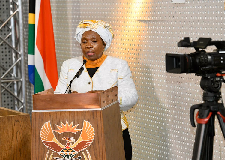 Cogta minister Nkosazana Dlamini-Zuma will explain the details around level 3 lockdown today.