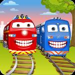 Trolley Train Dentist & Wash Icon