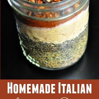 Homemade Italian Seasoning Spice Mix