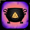 Alchemy Clicker - Potion Games Idle Fantasy Rpg icon