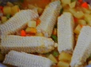 Corn Cob,potato & Tuna Chowder Recipe