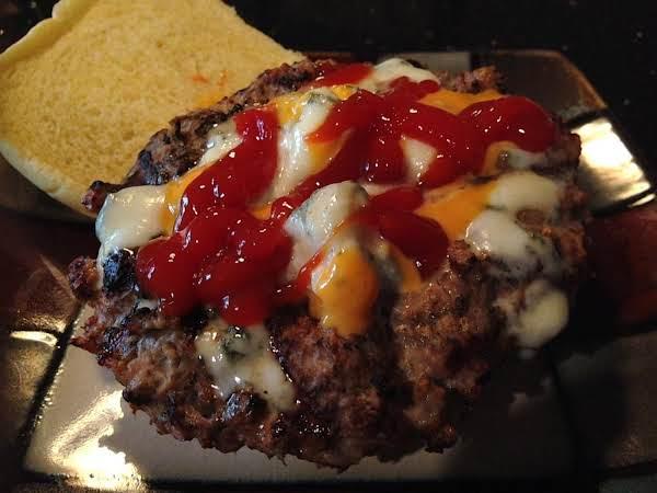 One Great Burger Mmmmmmm ;)