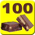 100 Brownie Recipes & Brownies icon