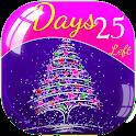 Christmas Countdown LWP icon