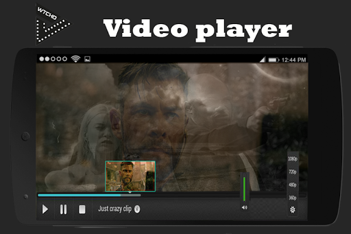 WTCHD Multimedia - Video Player  screenshots 6