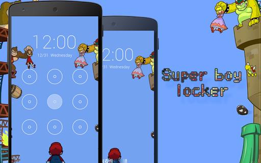 Super Boy-DIYLocker