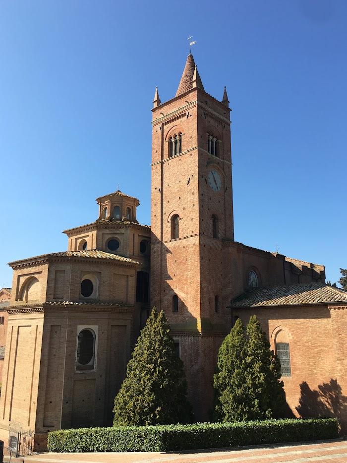 Abbazia di Monte Oliveto Maggiore, Asciano