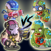 Marines vs Zombies - Destroy Zombie Battle