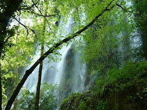Photo: Les cascades ( 10 min du gite)