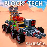 Block Tech : Epic Sandbox Car Craft Simulator Test  MOD APK 1.0.4 (Free Purchases)
