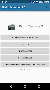 Radio Operator Push Screenshot