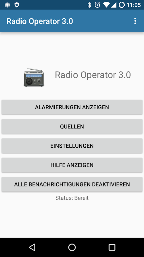 Radio Operator Push- screenshot