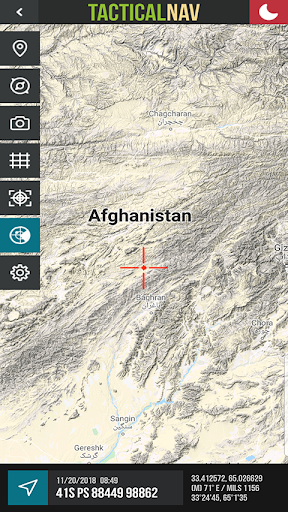 Screenshot for Tactical NAV in United States Play Store