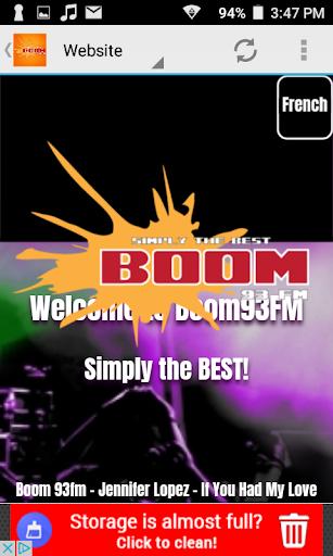 Boom 93 FM  screenshots 3