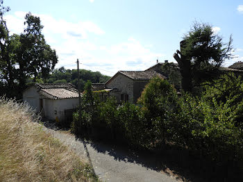 maison à Saint-Jean-du-Pin (30)