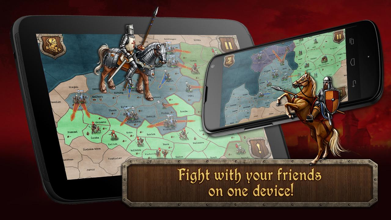 Medieval Wars:Strategy&Tactics- screenshot