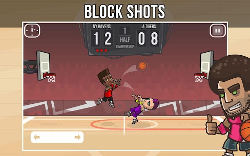 Basketball Battle 2.0.6 MOD (Unlimited Money) Apk 3